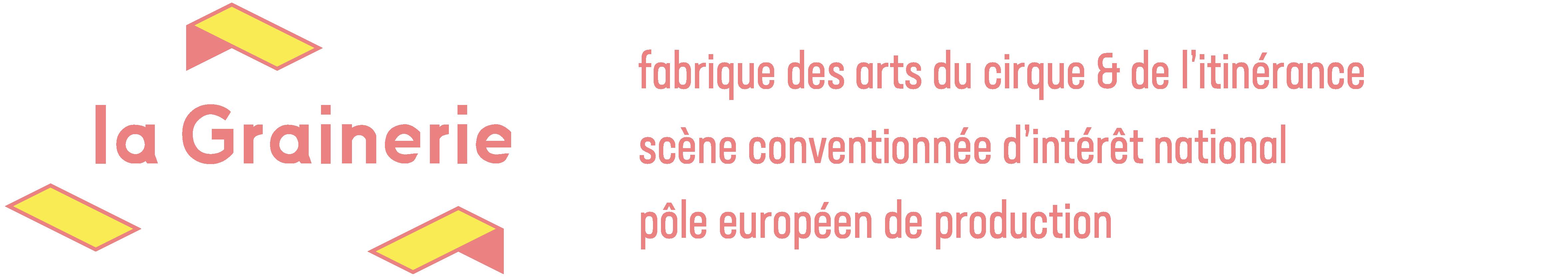 logo La Grainerie