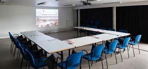 Salle de réunion - La Grainerie
