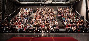 Salle de spectacle - La Grainerie