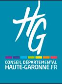 logo conseil département de haute Garonne