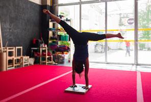 Ateliers de cirque proposés à la Grainerie - Toulouse