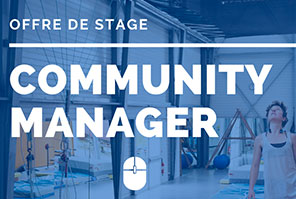 offre de stage Community Manager