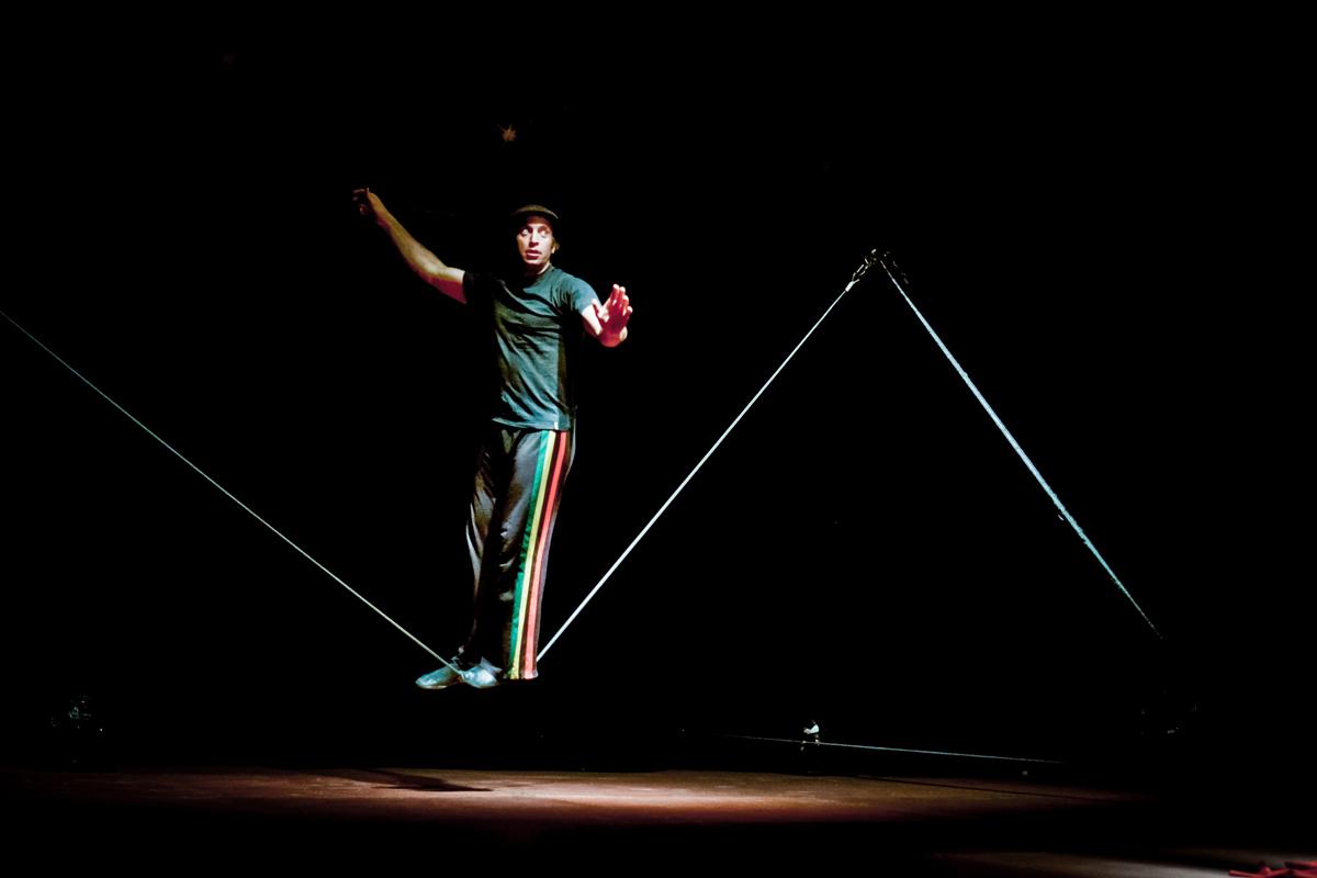 Le Cabaret du cirque Goldini à Toulouse