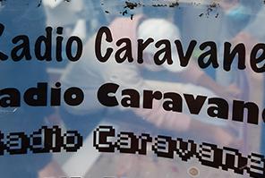 Radio Caravane à la Grainerie