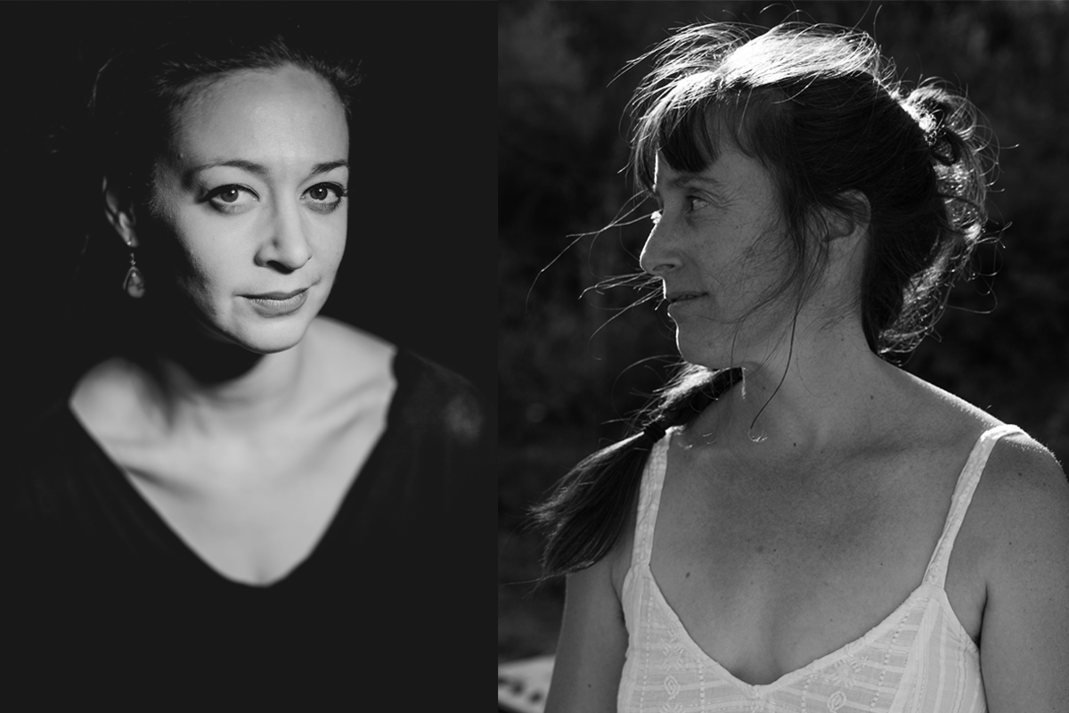 Yaelle-&-Andréane © Hashka & VSANGIN